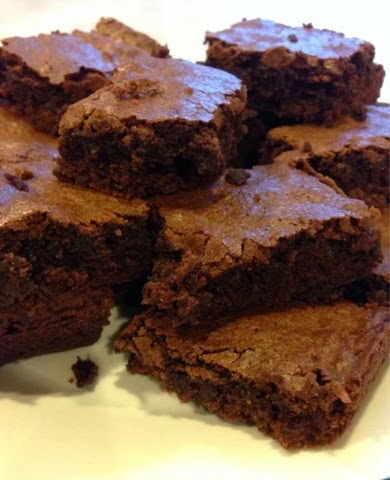 The BEST homemade brownies! - MisMashedMom